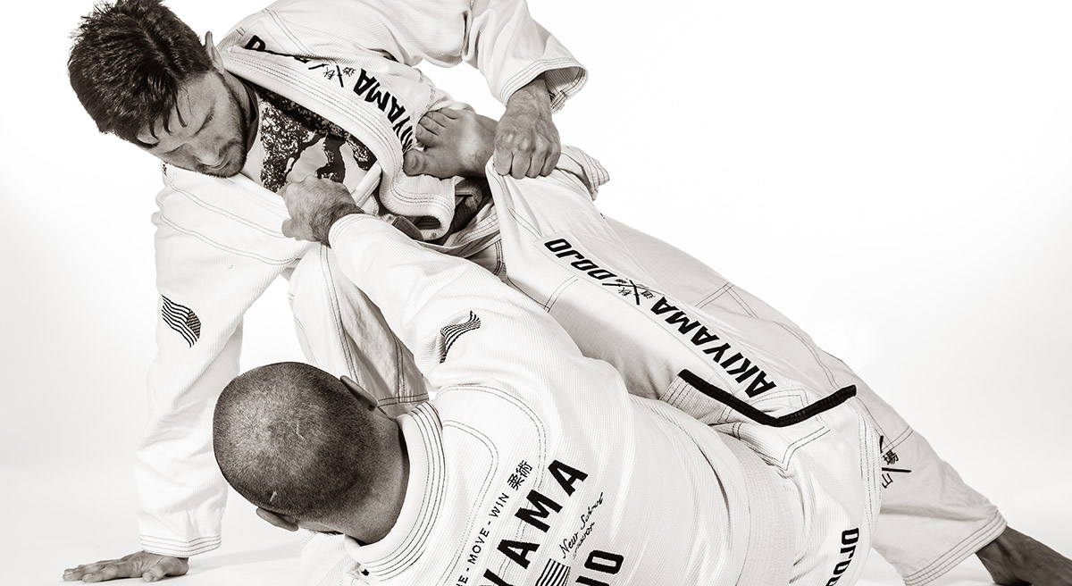 There is truth in beauty. Our Jiu Jitsu is as aesthetically appealing as it is effective.